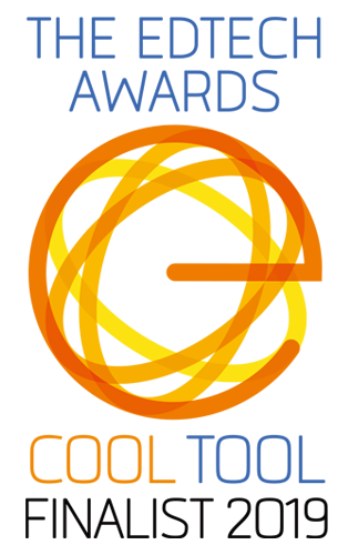 THE EDTECH AWARDS Cool Tool FINALIST 2019