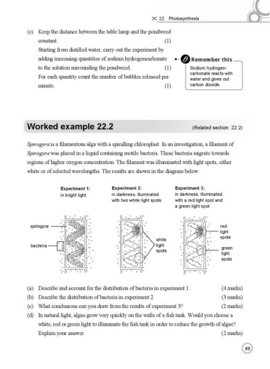 Page 5 HKDSE BIOLOGY Worked Examples And Exam Practice